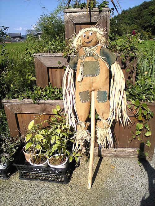 English Scarecrowイギリス製かかし