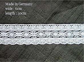 Antique Laceドイツ製レース2